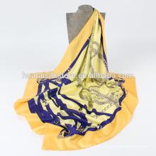 Os mais melhores sellers do lenço da seda da senhora da forma de aliexpress