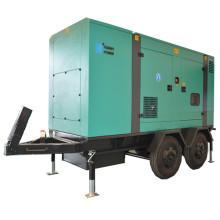 Googol Silent Trailer Diesel Generator 200kw 250kVA with ATS