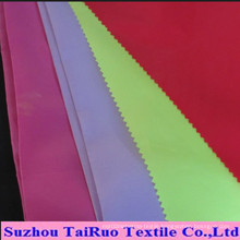 Cheapest 170t Polyester Taffeta for Garment Linging Fabric