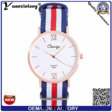 Yxl-472 Fashion Hot Sale Dw Men Watch Luxury Quartz Hight Quality Wrist Watch Nylon Band Nato Straps Watch