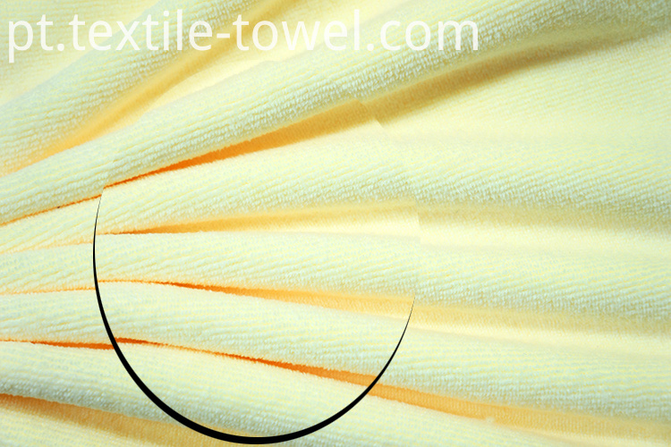 Stretchable Microfiber Hair Drying Towel