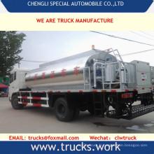 Dongfeng LHD ou asphalte Rhd camion de Transport Distribution
