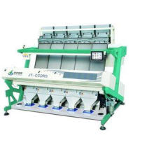 Professional Automatic 220V / 50HZ Bean Sorting Machine Wit