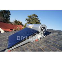 High Pressure Solar Water Heating