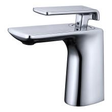 Small Bathroom Faucet Chrome Finish