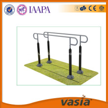 gym parallel bars life fitness machines