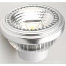 13W conducteur interne LED Dimmable AR111 LED AR111