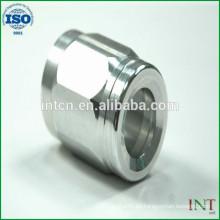 Hecho en China alta precisión calidad personalizado SUS torno de piezas de la máquina
