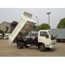 Dongfeng single axle dump trucks for sale