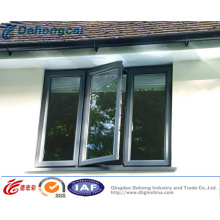 Thermal Break Aluminum Casement Window China Gold Supplier