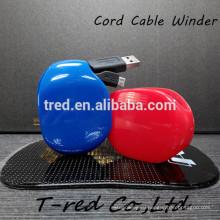 Автоматический завод рекламных подарка кабеля моталки моталки отдачи