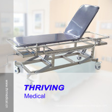 Medical Rise-and-Fall Stainless Steel Trolley Cart (THR-E-5)