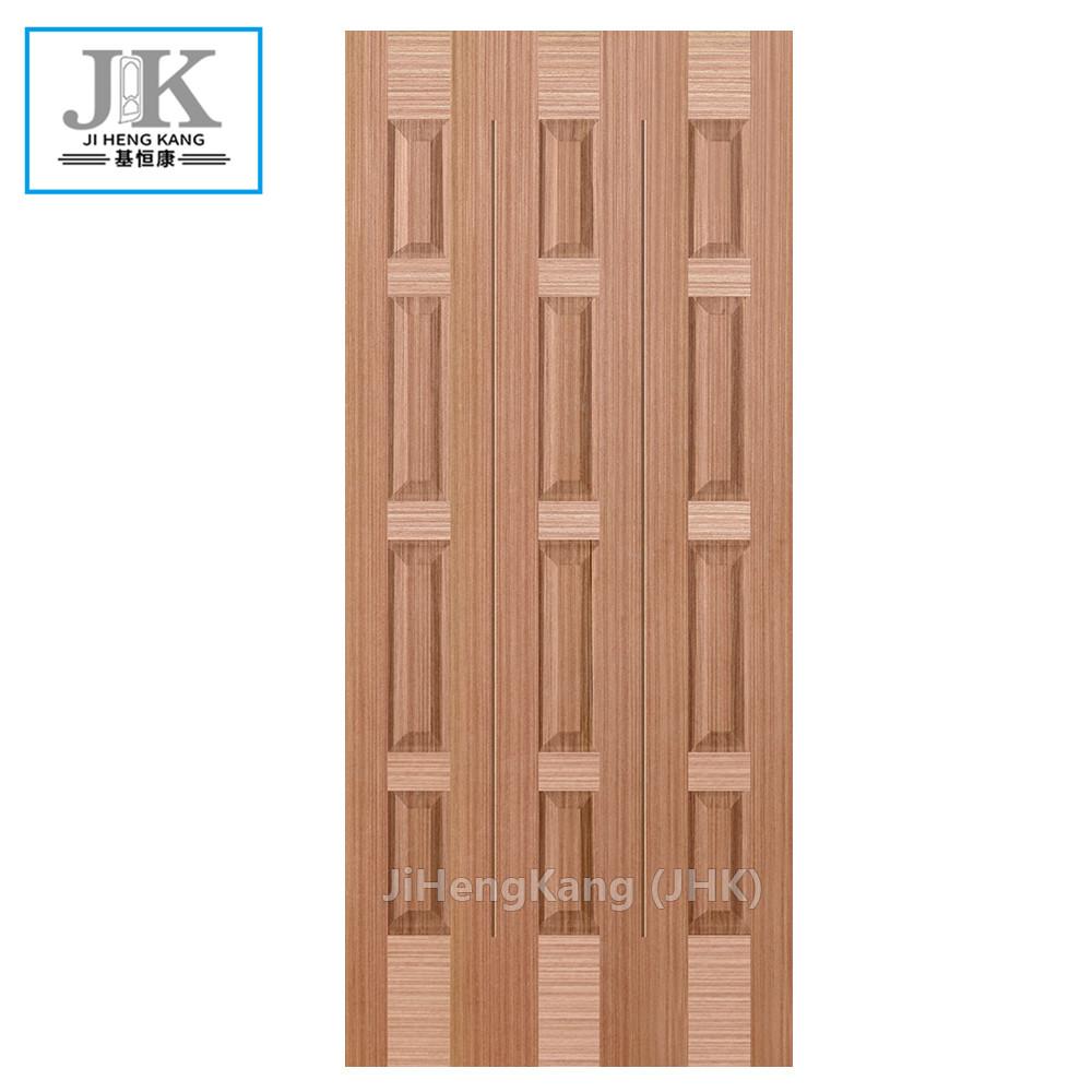 JHK-Sliding HDF Wood Veneer Interior Door Skin