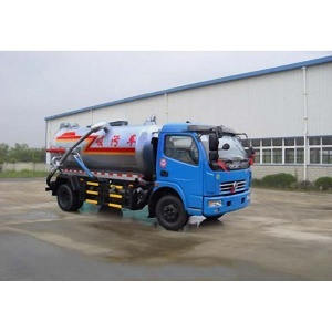 Dongfeng sewage pump tanks trucks for sale
