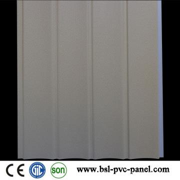 Panel de pared de PVC laminado Wave
