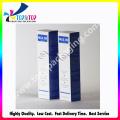 Preço de Fábrica Coated Paper Folding Box Seringa Cosmética Embalagem