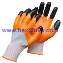 Nice Nitrile Working Glove