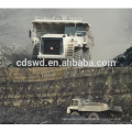 minig/minero/mineral 45ton dump truck for terex heavy duty truck