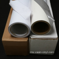 White Printable Removable Self Vinyl Film Vinyl
