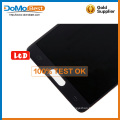 Factory outlet lcd spare parts,lcd front panel for Samsung note 4 lcd