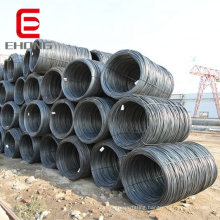 Steel wire rod,cold drawn SAE1006,Q195 hot rolled wire steel rod
