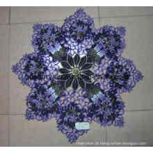 Pano de cor de mesa de pano de estrela St1747