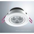 LED Downlight (FLT02-D67C) (Matte White)