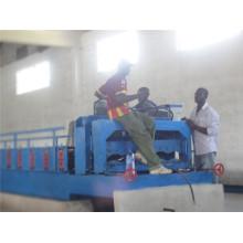 Máquina formadora de folha de telhado PPGI