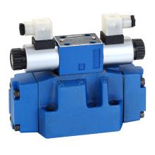 Válvula direccional accionada por piloto de solenoide doble (4WEH32)