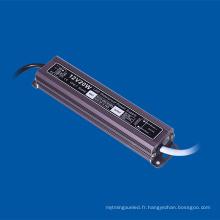 Alimentation LED étanche LED DC12V Convertisseur de lampe LED avec CE RoHS
