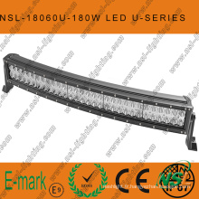 Barre d'éclairage de la version LED de 30inch 180W EMC avec anti l'interférence outre du camion de route