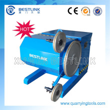 Diamond Wire Saw Cutting Machine for Marble and Granite Blocks