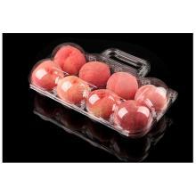 boîte de fruits pomme jetable portable 8pack