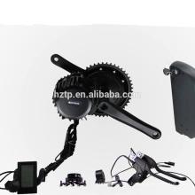 48V 500W 750W Bafang 8fun BBS02 fácil ensamble kits de motor con batería de 48V 10Ah para bicicletas motorizadas