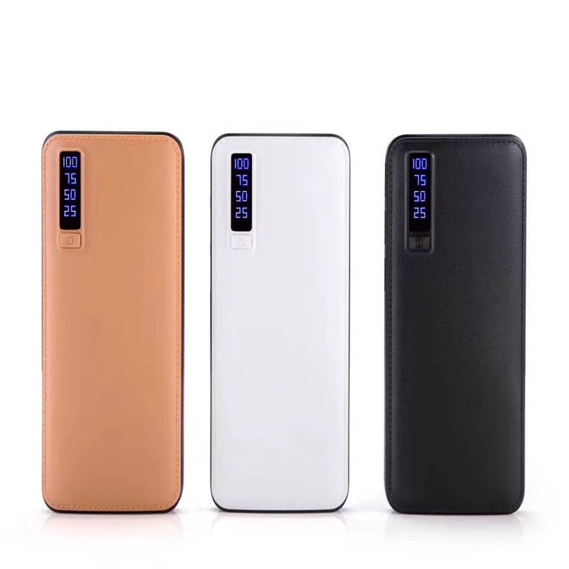 Power Bank with Digital Display