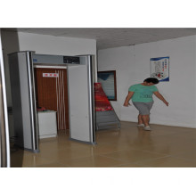 People Survelliance Metal Detector. Safety Inspection Walk Through Detector Door (XLD-A LED)