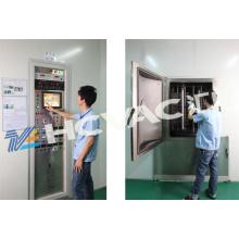 Средняя Частота sputtering Магнетрона с PVD Лакировочная машина для ювелирные изделия золото/розовое золото/черный/синий покрытие