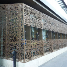 Perforated Aluminum Wall Decoration Panels