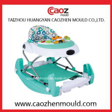 Molde plástico del caminante del bebé de la alta calidad en Huangyan