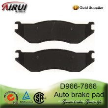 Semi-metallic Brake Pad DODGE TRUCK Ram 1500 Van 2003