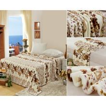 Горячая Распродажа фланель одеяло для Европы