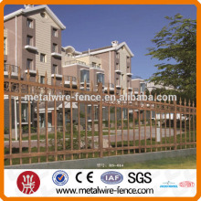 new type Zinc tubular steel fence