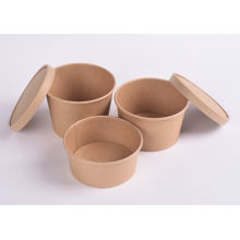 Eco-friendly packing paper soup cup