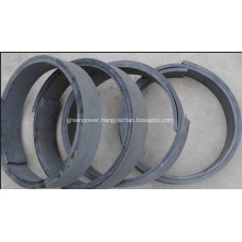 Asbestos Rubber Brake Lining Roll High Friction Performance
