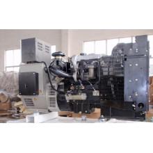 Дизель-генератор открытого типа мощностью 200 кВт от Perkins Power