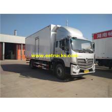 2 ton Foton Refrigerator Cargo Trucks
