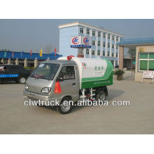 Мини-запечатанный мусоровоз 2500L