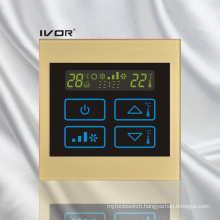 Air-Conditioner Thermostat Touch Switch in Acrylic Frame (SK-AC100B)
