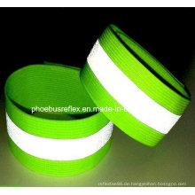 Reflektierendes Armband Sicherheit Armband