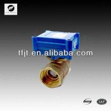 CWX-1.0 Válvula elétrica de 2 vias com atuador do motor para água gelada